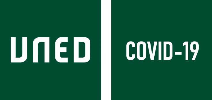 Logo UNED - COVID-19