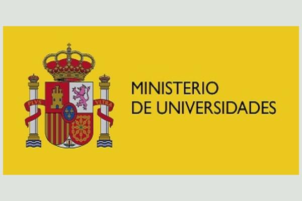 COMUNICADO MINISTERIO UNIVERSIDADES